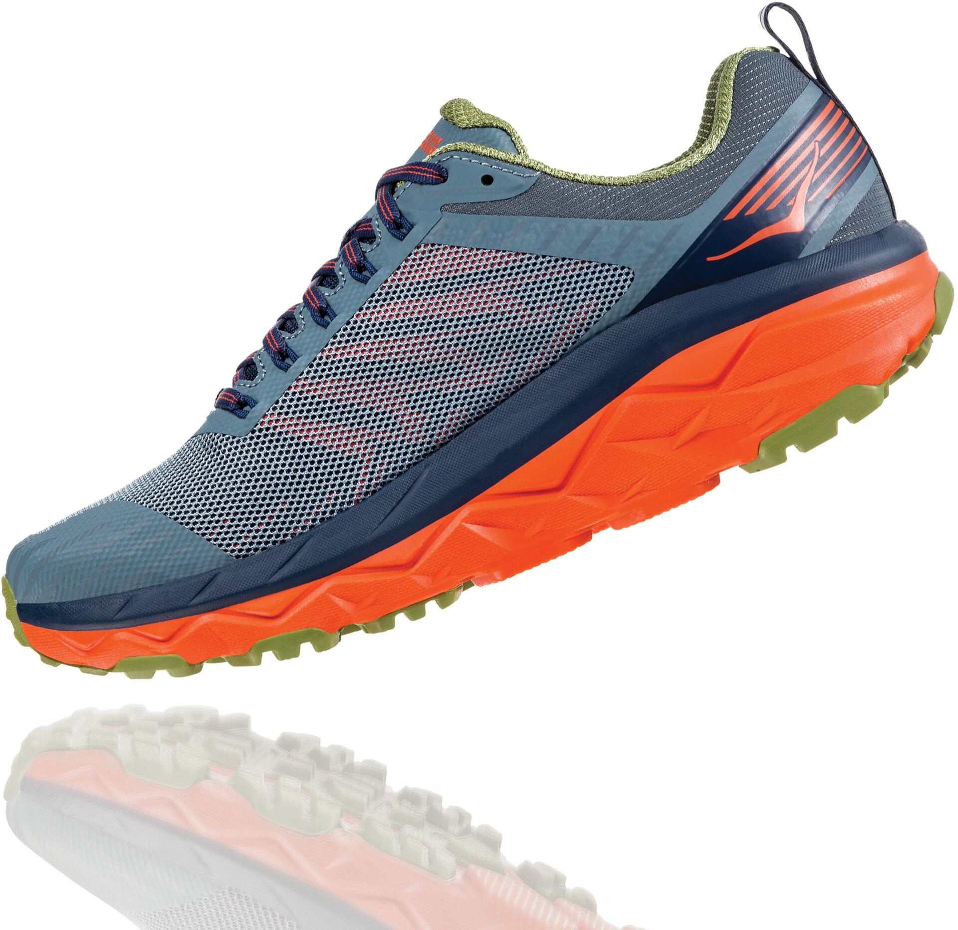 Hoka One One Challenger ATR 5 Chaussures de trail Homme, stormy weathermoonlight ocean